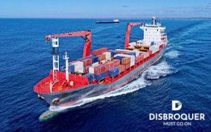Disbroquer - Solidarity shipment from Valencia to Cuba