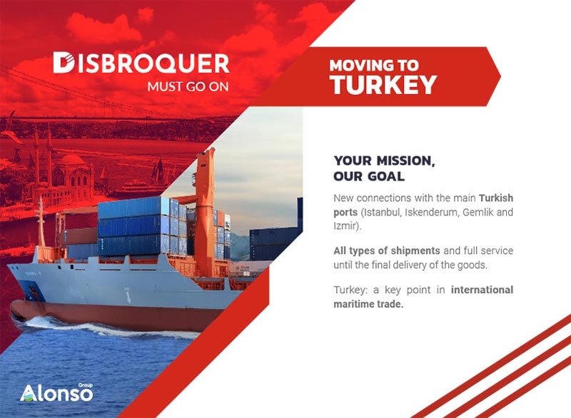 Disbroquer - Moving to Turkey